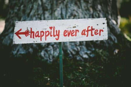 sign of happily ever after