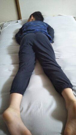 レイキで寝落ち
